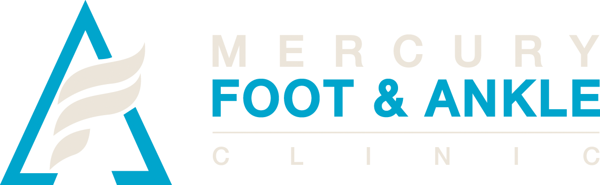 Mercury Foot & Ankle Logo